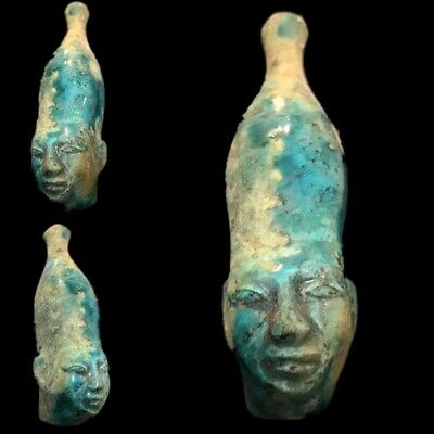 Beautiful Ancient Egyptian Bust 300 Bc