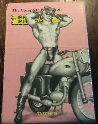 PHYSIQUE PICTORIAL 3 books Hardcover deluxe  Homoerotic Photography  2577 pages