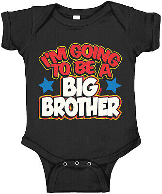I/'m The Big Brother Infant Creeper Or Toddler Tee Your Choice Colors//Sizes 30064