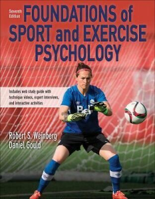 Foundations of Sport and Exercise Psychology 7th Edition With W... 9781492572350