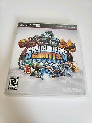 Skylanders Giants Video Game Only for PS3(Sony Playstation 3, 2012)