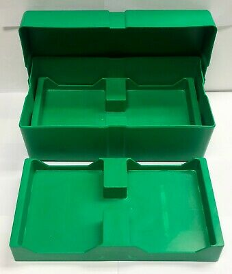 US Mint American Silver Eagle Monster Box with Trays No Tubes No Coins - Empty