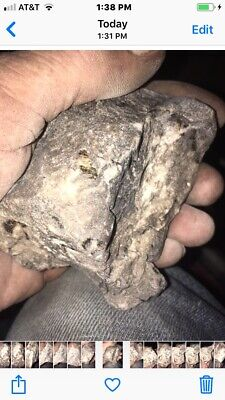 GOLD , gold nugget from mojove desert ca