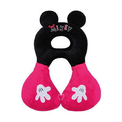 Baby Travel Pillow - Car Seat Head Support - for Safety & Comfort in Strollers