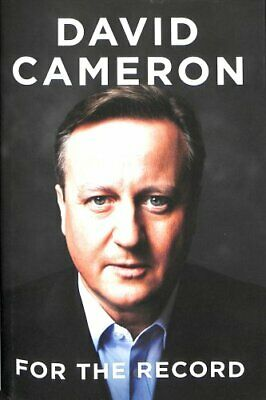 For the Record by David Cameron 9780008239282 | Brand New | Free UK Shipping