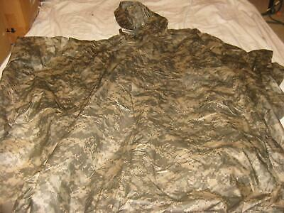 Acu Wet Weather Poncho Nwt 2555