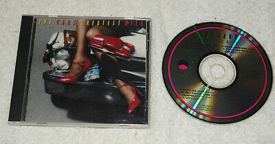 CD : The Cars - Greatest Hits (1985) Made in Japan
