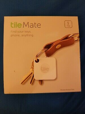 Tile Mate.....Find your keys or your phone.     Bluetooth Smart