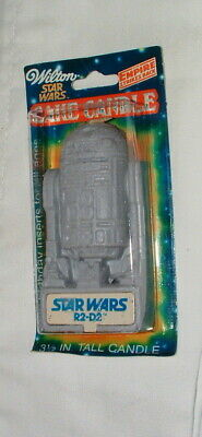 1980 Kenner Star Wars R2 D2 Candles 6 Sets Mint In The Shipping Box