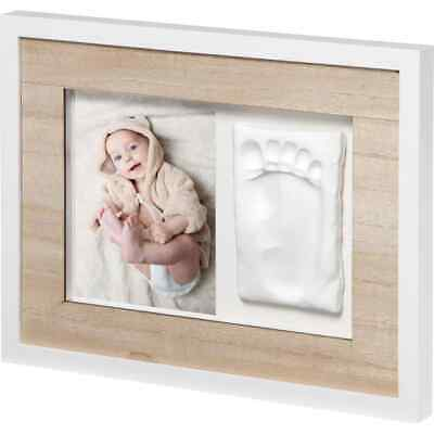 Baby Art Collage Frame Tiny Style Beige Picture Frame Baby Impression Frame
