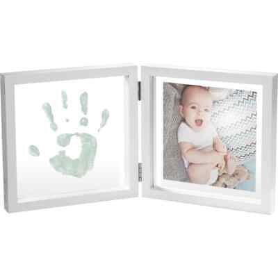Baby Art Collage Frame My Baby Style Crystal White Kids Baby Impression Frame