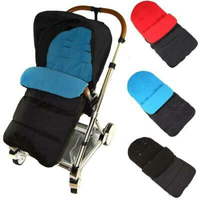 Universal Footmuff Cosy Toes Buggy Pushchair Stroller Pram Baby Toddler 3 Colors
