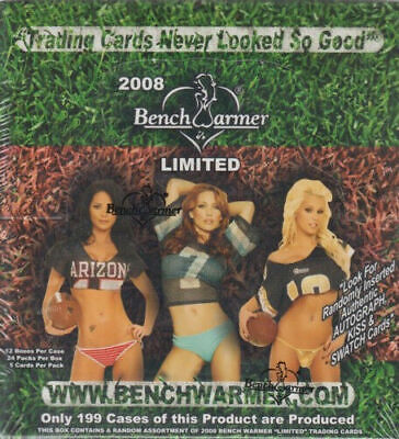 BenchWarmer Limited Hobby Box 2008 Sealed/OVP