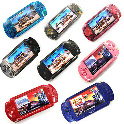 8 Colors Refurbished Sony PSP 1000 Handheld System PSP1000 Video Game Console