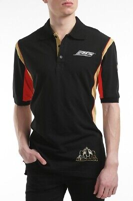 Polo SHIRT Adult Formula One 1 Lotus F1 Team Romain Grosjean Lifestyle CA