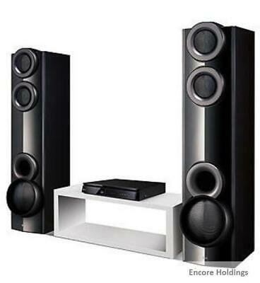 LG LHB675N 4.2 Channel 3D-Capable 1000 Watts Bluetooth Stereo Home Theater