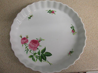 Christineholm Flan Dish - Decorative 1980'S???