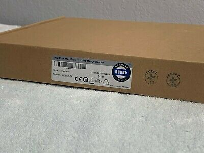 HID MaxiProx Reader NEW! - 5375AGN00 Long Range Reader - Access Control Security