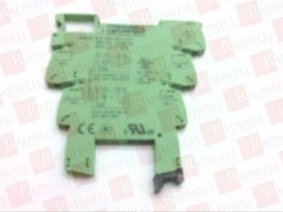 Phoenix Contact Plc-Bsp-  5Dc/ 1/Act / Plcbsp5Dc1Act (Used Tested Cleaned)