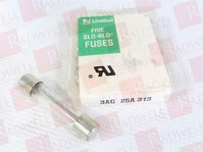 Littelfuse 3Ag / 3Ag (New In Box)