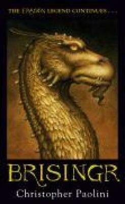 Paolini, Christopher: Inheritance 03. Brisingr