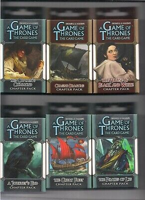 Game of Thrones LCG The Journey's End    chapter pack