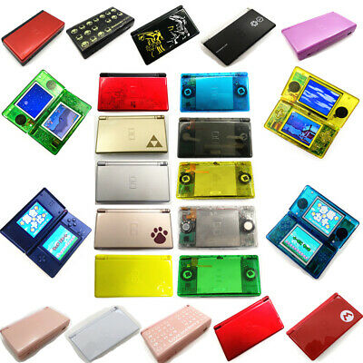 Multiple Colour Refurbished Nintendo DS Lite Game Console NDSL Video Game System
