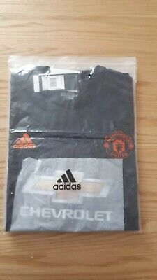 Manchester United Away (Third) Shirt 2019/2020, XL (Fits Like A LARGE)
