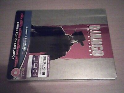 Django Unchained Steelbook (Blu-ray and HD UV COPY) LIMITED EDITION