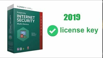 Kaspersky Internet Security 1Device/1PC - 1Jahr 2019 Vollversion Lizenzschlüßel