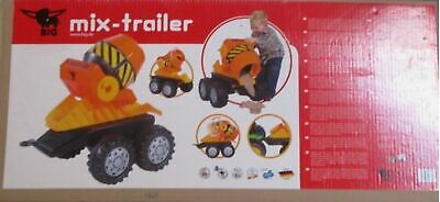 BIG® 56678 mix-trailer NEU OVP