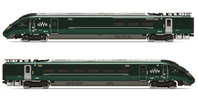 Hornby R3609 Class 800/0 IEP Bi-Mode GWR Train Pack OO Gauge