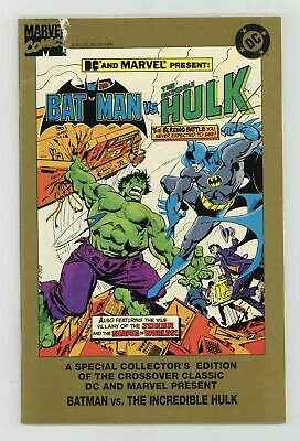 Batman vs. the Incredible Hulk 1A 1st Printing VG 4.0 1995