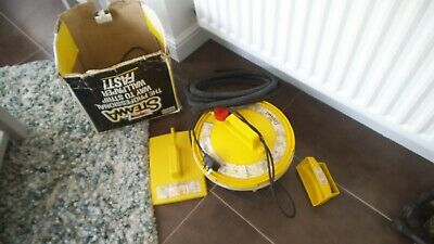 EARLEX wallpaper stripper with large and small plate