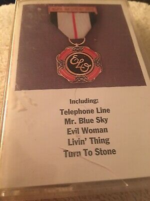 ELO's Greatest Hits by Electric Light Orchestra (Cassette, Jul-1986, Jet...
