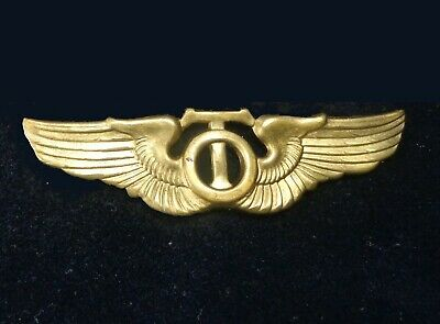 Early 1940's VERY RARE ( WWII ) US ARMY AIR FORCE Technical Observer Wings