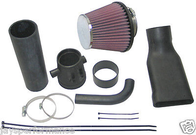 KN AIR INTAKE KIT (57-0081-1) 57i INDUCTION HIGH FLOW