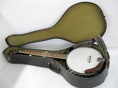 Unbranded Banjo 4-Strings w/ Case