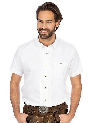 Stockerpoint Short-Sleeved Shirt Bodo White