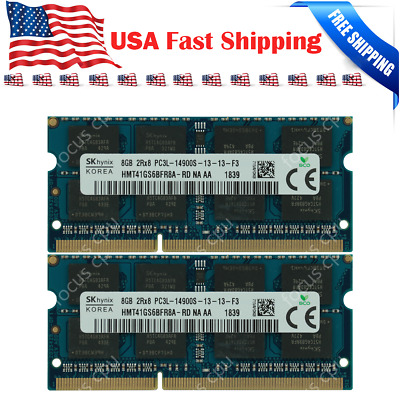2x8GB memory 16GB KIT RAM for Lenovo B Series B50-30 Touch All-in-One B18