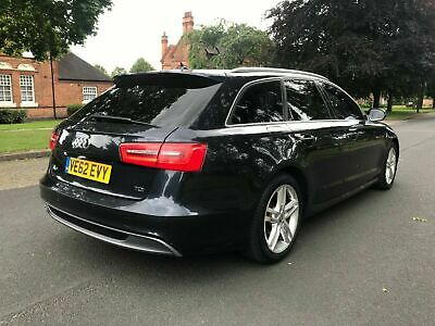 2012 Audi A6 S Line Avant Auto S Tronic 2.0Tdi Estate*Sat Nav*Privacy*Huge Spec