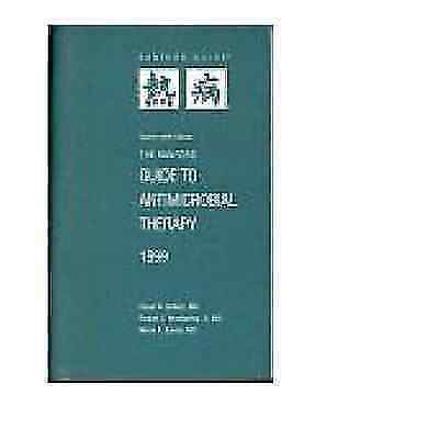 The Sanford Guide to Antimicrobial Therapy 2016 [Guide to Antimicrobial Therapy