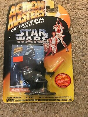 Kenner Star Wars Darth Vader Action Figure 1994 Vintage Rare