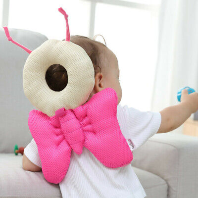 Infant Anti-fall Headrest Pillow Cute Animal Shatter-Resistant Head Protect  C