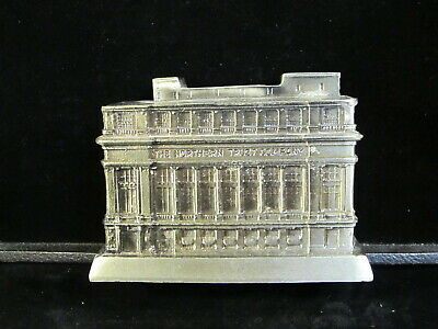 Vintage 1974 Banthrico Metal Bank The Northern Trust Company Chicago IL
