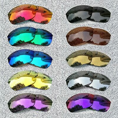 ExpressReplacement Polarized Lenses For-Oakley Half Jacket 2.0 Sunglasses OO9144