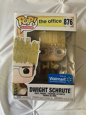 Funko Pop! Television 876: The Office - Dwight Schrute Vinyl Figure! New! Wow!