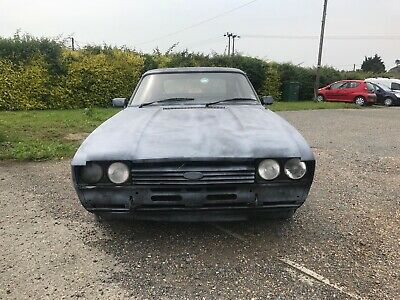 Ford Capri MK3 1.6 LS Complete Project - 3 former keepers