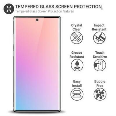 Samsung Galaxy Note 10 Tempered Glass Screen Film Protector Finger Print Unlock