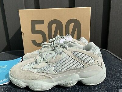 ADIDAS YEEZY 500 Salt Sneakers EE7287 Gr. 40 23 (UK7